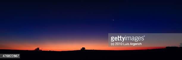 The Glowing Horizon