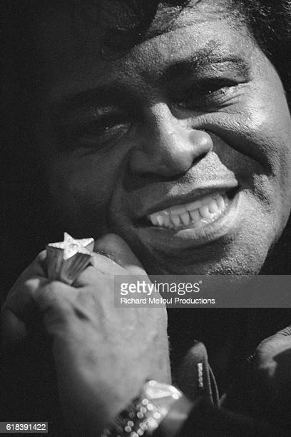 The Godfather of Soul James Brown