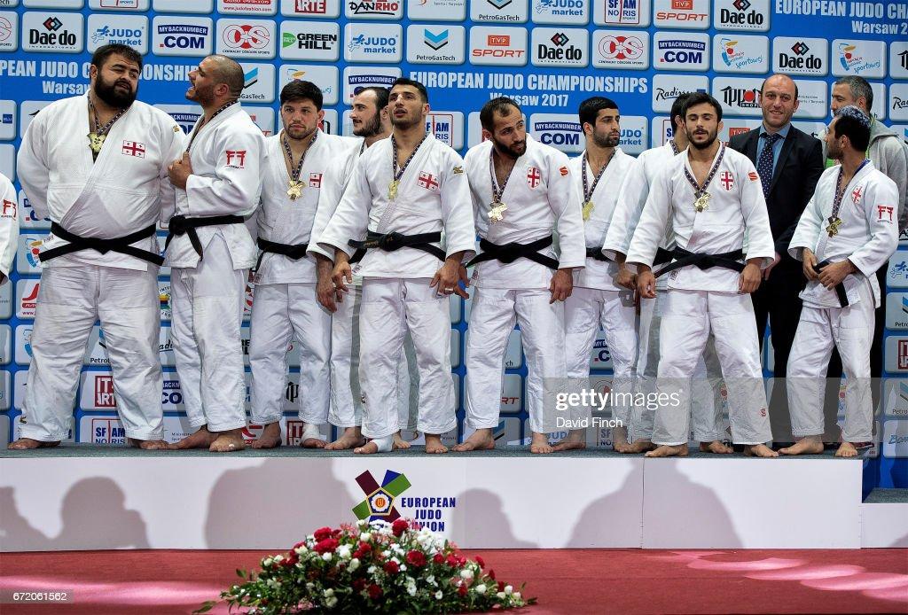 2017 Warsaw European Judo Championships