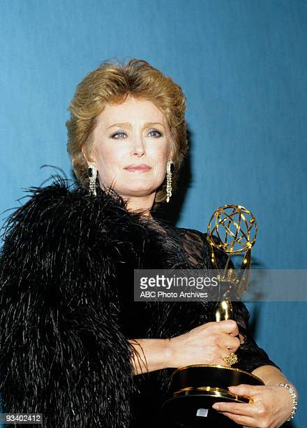 GIRLS 9/14/85 9/14/92 The Golden Girls is one of only three sitcoms in which all the main actors won at least one Emmy Award RUE MCCLANAHAN holds her...