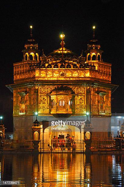 the golden glow - amritsar stock pictures, royalty-free photos & images