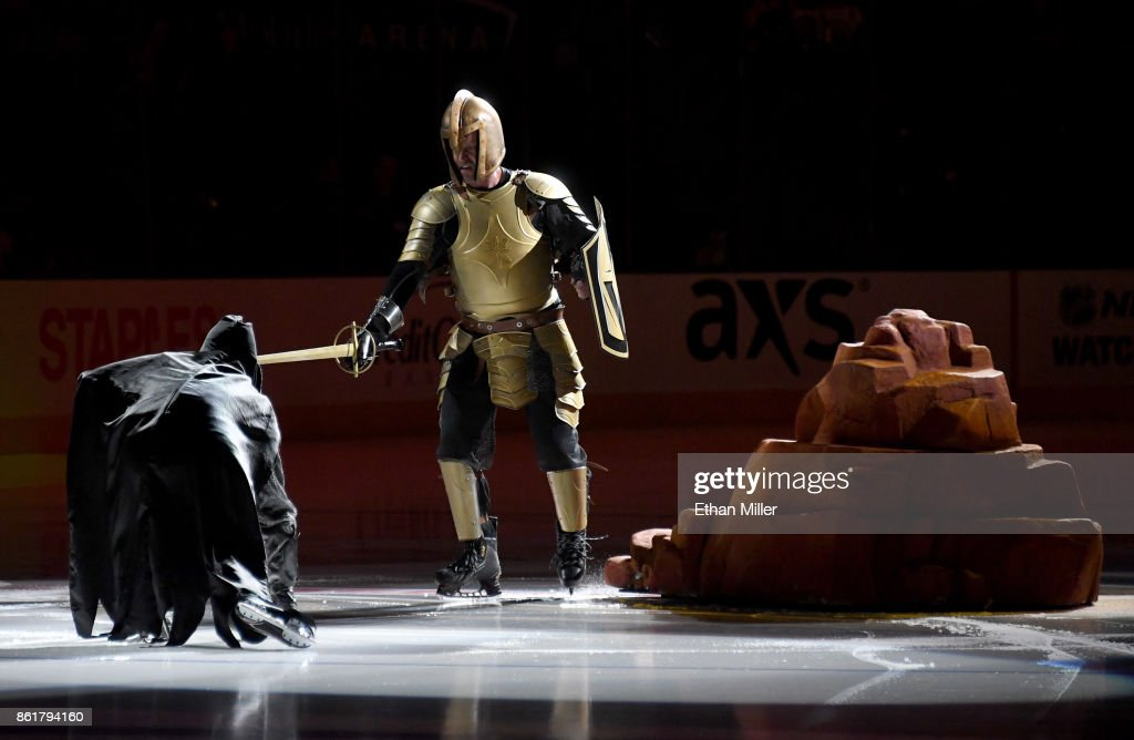 Boston Bruins v Vegas Golden Knights : News Photo