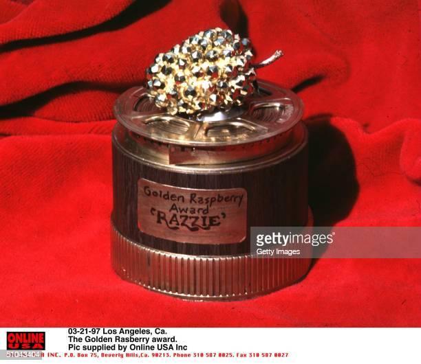 The Golden Rasberry Award