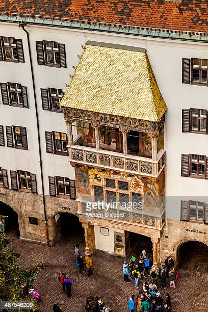The Golden Roof monument