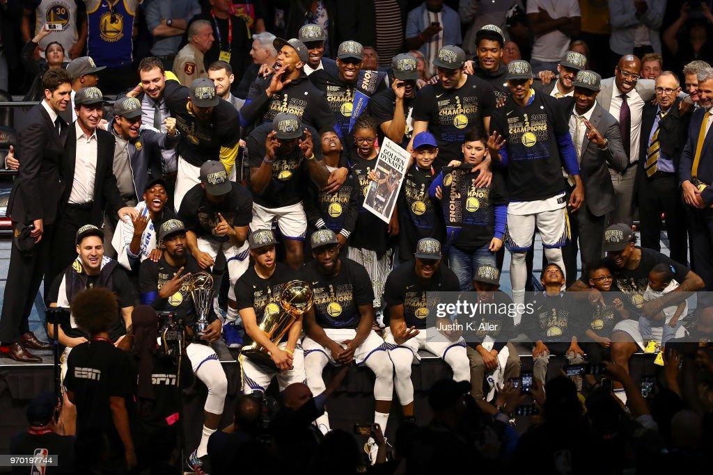 2018 NBA Finals - Game Four : News Photo