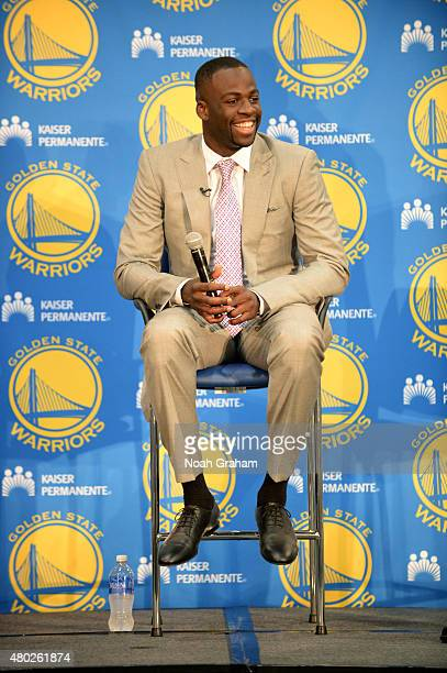 The Golden State Warriors have resigned restricted free agent forward Draymond Green to a multiyear contract the team announced today at a press...