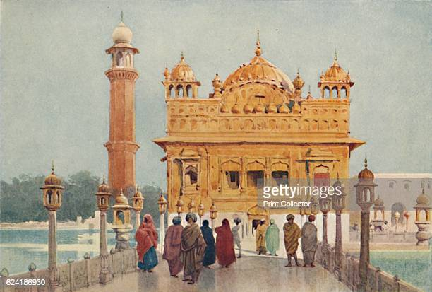Golden Temple India Stock Photos And Pictures Getty Images