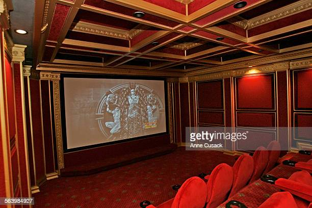 The Goldmund Media Room costs $550000 The Swiss–based company Goldmund and their high end audio/media equipment for a Big Spender