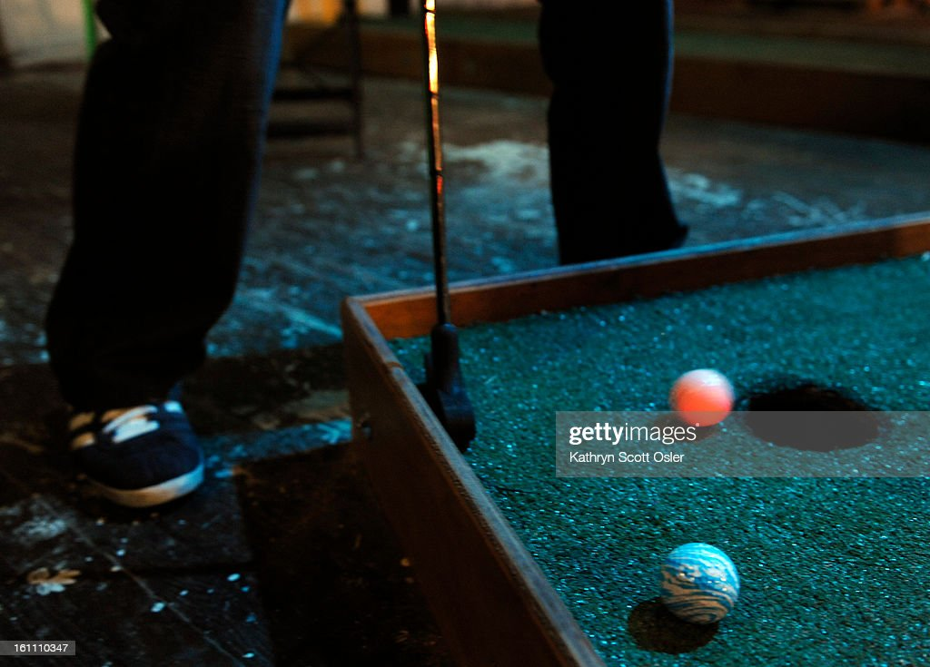 The golf balls themselves add to the fun with some brightly-colored ...