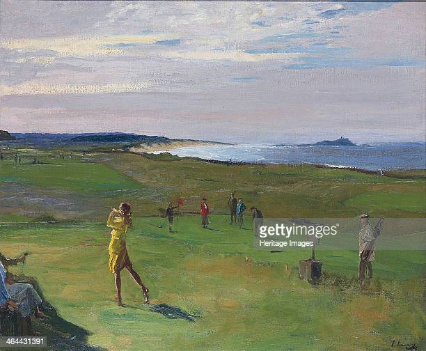 The Golf Course North Berwick From a private collection