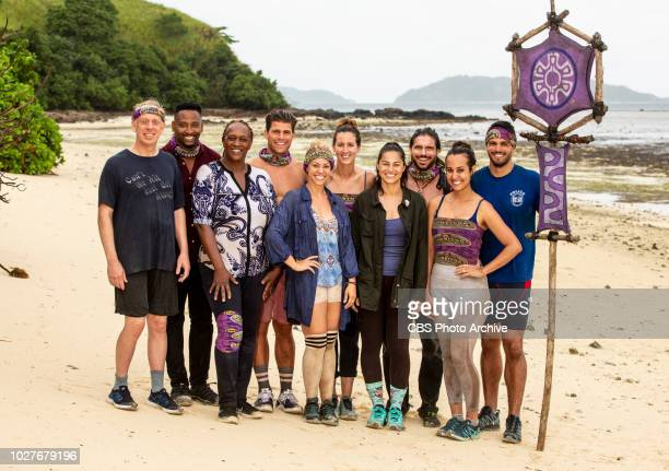 The Goliath Tribe competes on SURVIVOR David vs Goliath when the Emmy Awardwinning series returns for its 37th season with a special 90minute...