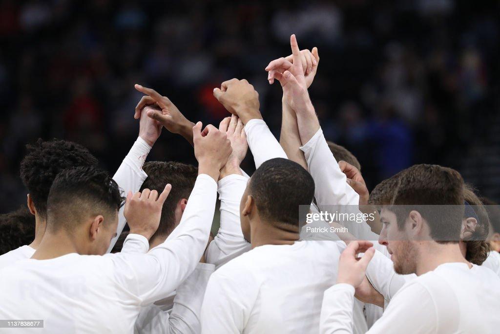 UT: NCAA Basketball Tournament - Second Round - Salt Lake City