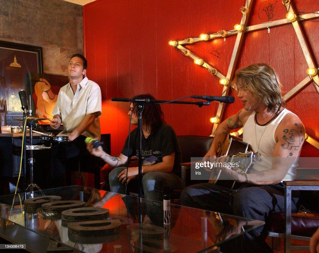 The Goo Goo Dolls at VH1's Rock The House