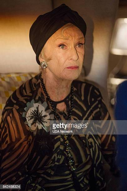 PAINS 'The Good News Is' Episode 807 Pictured Cloris Leachman as Annette