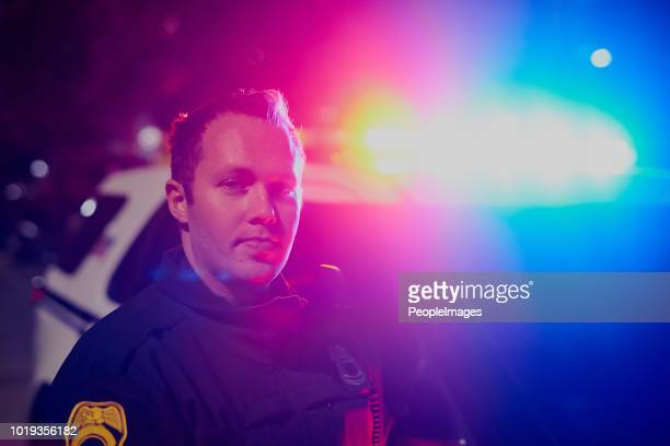 the good ol' red and blue - police force stock pictures, royalty-free photos & images