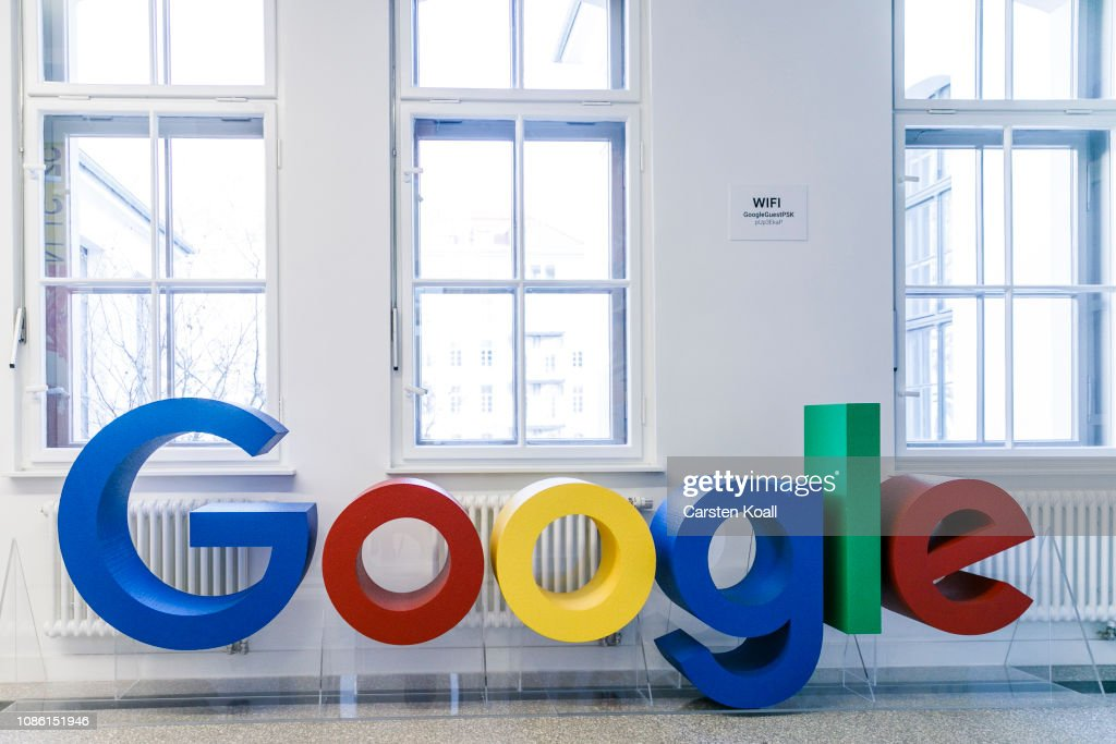 Google Germany Opens Berlin Representation Office : News Photo