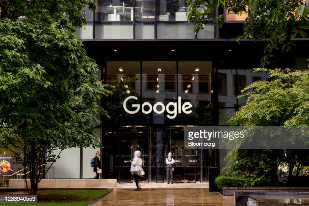 The Google office on the King's Cross Central development in London, U.K., on Monday, July 12, 2021. In a news conference on Monday, U.K. Prime...