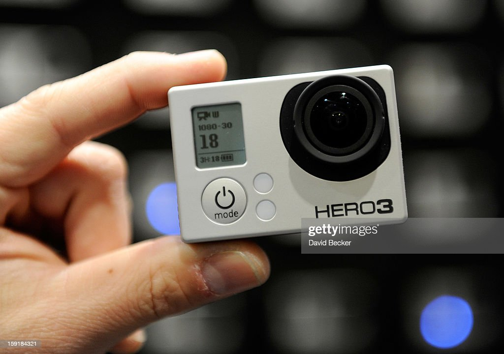 2013 Consumer Electronics Show Highlights Newest Technology : News Photo