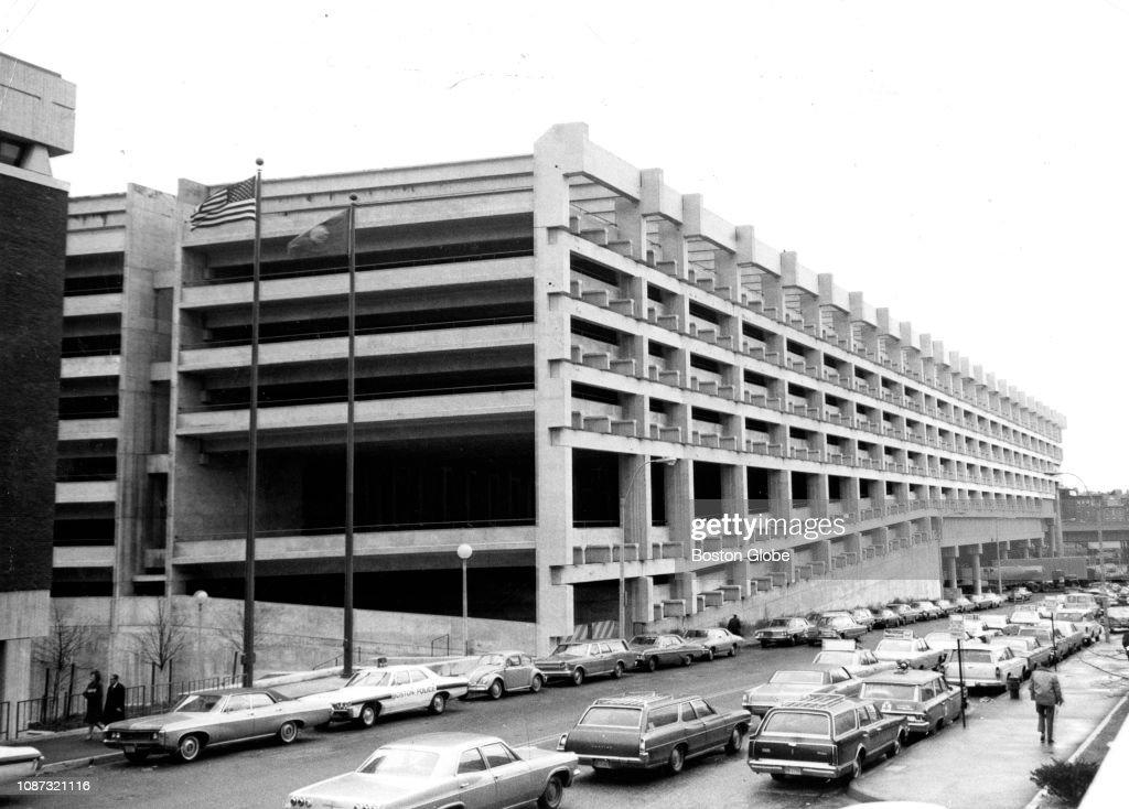 Goverment Center Garage