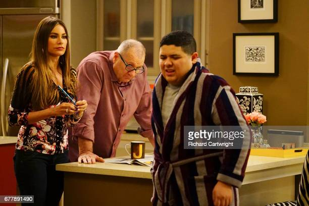 FAMILY The Graduates In the season finale Manny's father Javier shows up for his graduation and takes him out on a wild night of celebration and then...