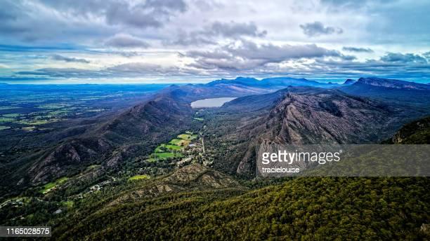 グランピアンズ航空 - オーストラリア ビクトリア州 ストックフォトと画像