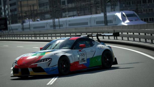 GBR: Olympic Virtual Series - Gran Turismo