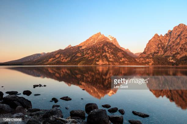The Grand and Jenny Lake