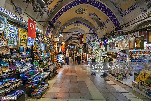the grand bazaar,istanbul,turkey - istanbul stock pictures, royalty-free photos & images
