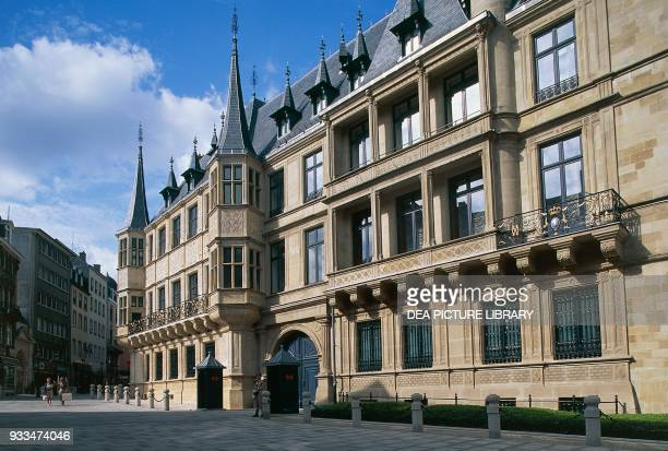 The Grand Ducal Palace, 1545-1604, Luxembourg City, Luxembourg, 16th-17th century.