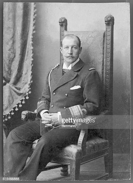 The Grand Duke George of Greece and brother of King Constantin who would later become King George I.