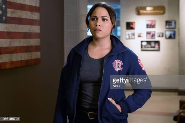 FIRE The Grand Gesture Episode 623 Pictured Monica Raymund as Gabriela Dawson