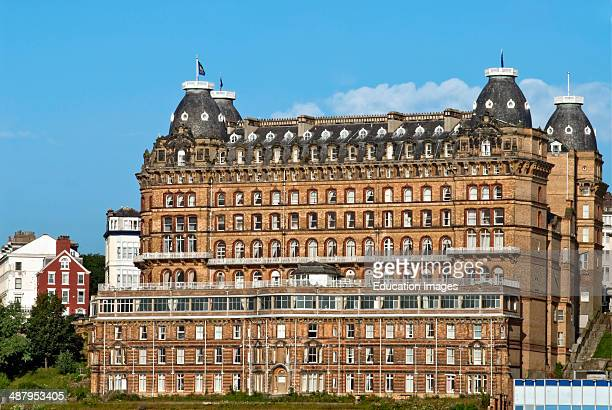The Grand Hotel is a large hotel in Scarborough, England, overlooking the town's South Bay. It is now a Grade II, listed building that is owned by...