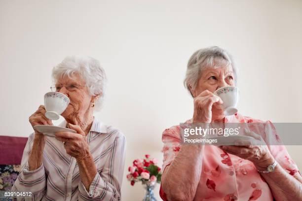 Die große alte Tradition der teatime