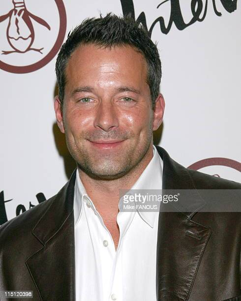 The Grand Opening of 'An Original Penguin' in Los Angeles United States on november 02 2006 Johnny Messner