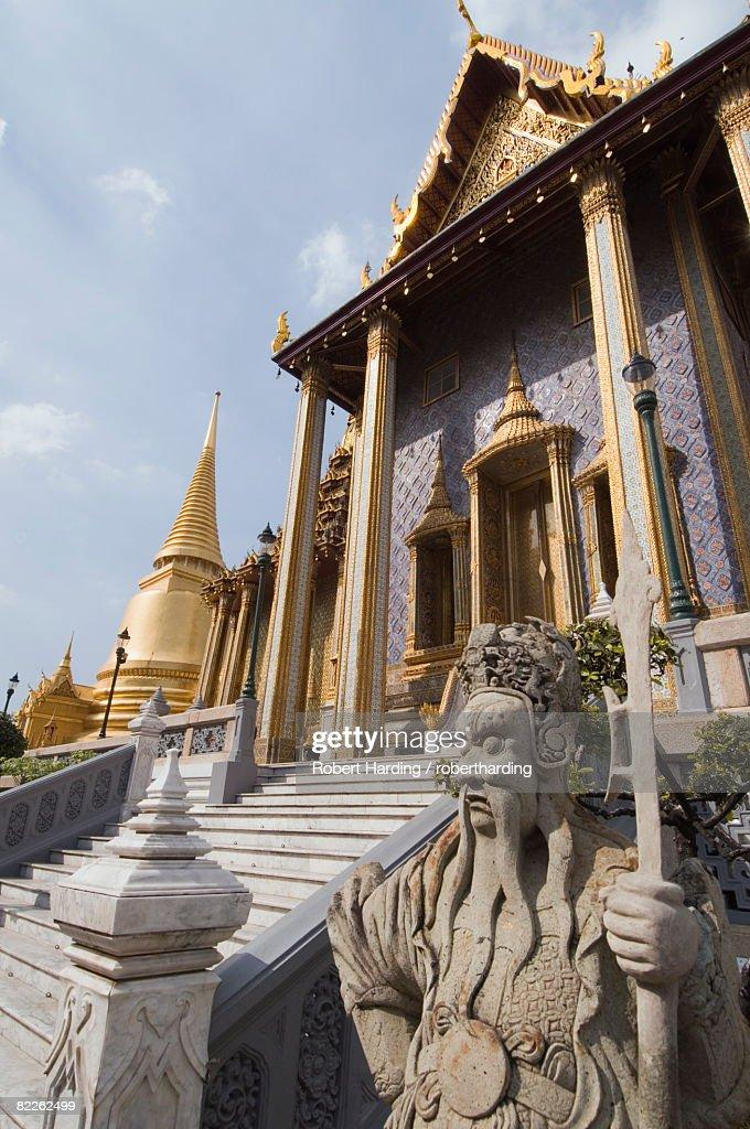 The Grand Palace, Bangkok, Thailand, Southeast Asia, Asia : Stock Photo