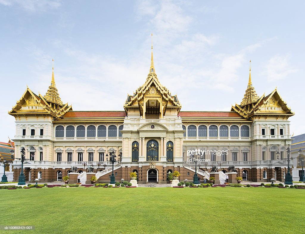 The Grand Palace : Foto stock