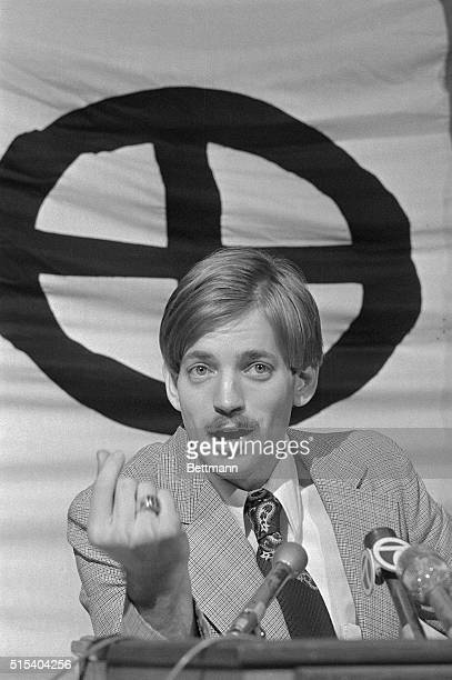 The Grand Wizard of the Knights of the Klu Klux Klan David Duke at the Los Angeles press conference 12/7 predicted that unless the military...
