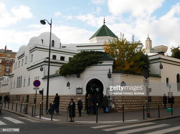 The Grande Mosquee de Paris is located in the 5th arrondissement and is one of the largest mosques in France