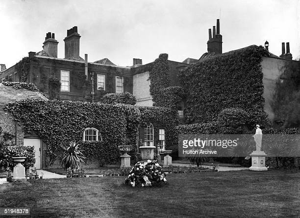 The Grange at North End in Fulham circa 1900 It was here in the mideighteenth century that English novelist Samuel Richardson wrote his famous works...