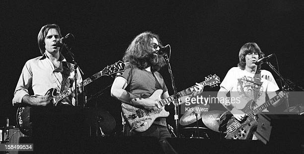 The Grateful Dead perform at the Uptown Theater Chicago Illinois November 16 1978