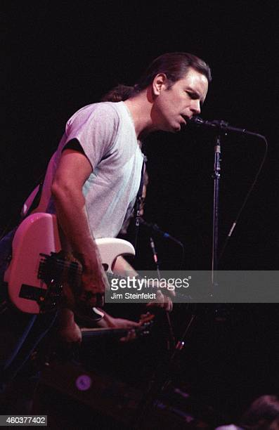 The Grateful Dead with Bob Weir perform at the Met Center in Bloomington Minnesota on April 17 1989