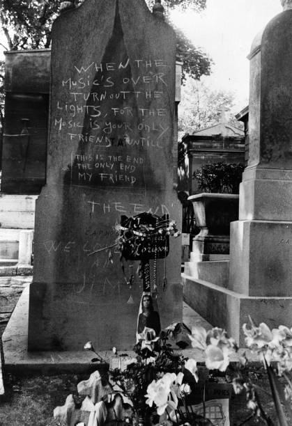 Archive Entertainment On Wire Image: Jim Morrison Photos ...