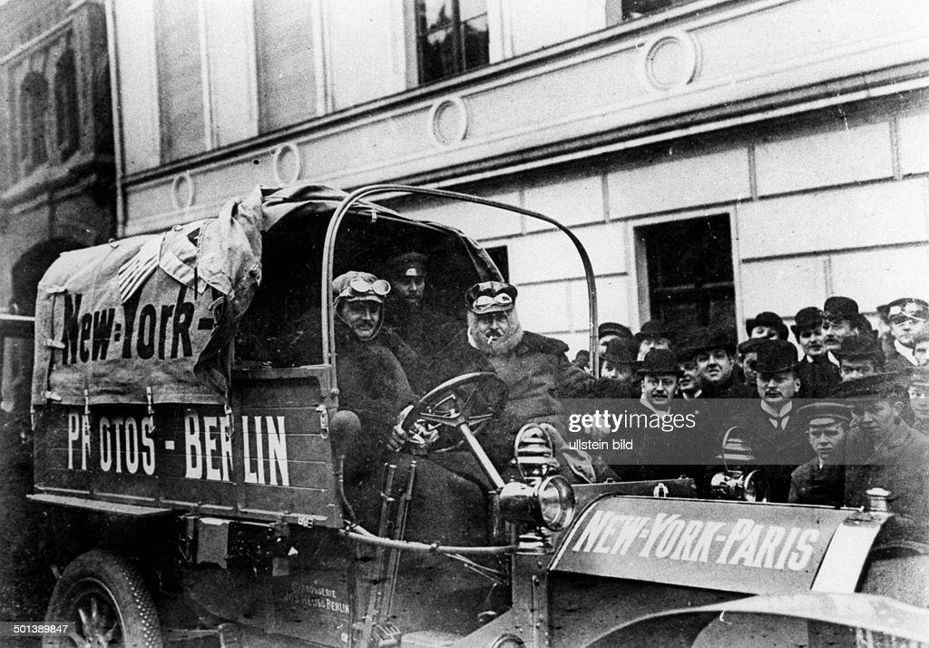 Berlin Paris Auto