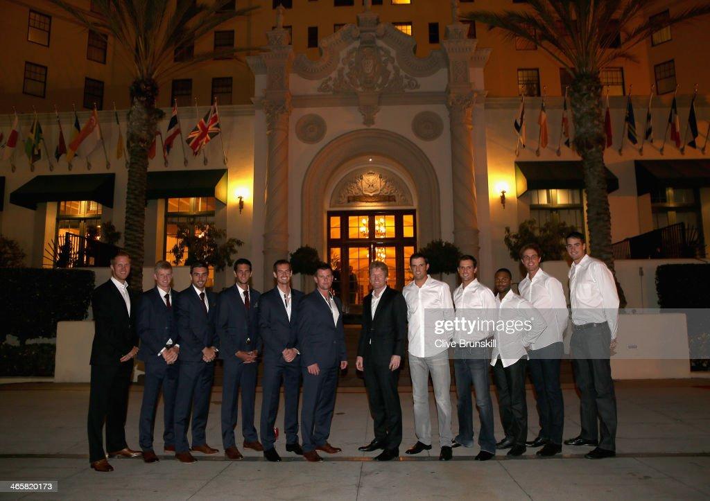 Davis Cup San Diego Previews