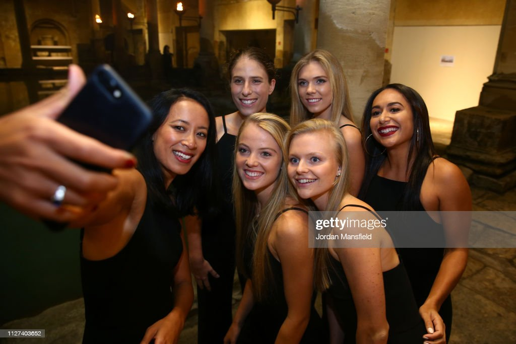 Fed Cup Europe and Africa Zone Group I - Previews Day Two : News Photo