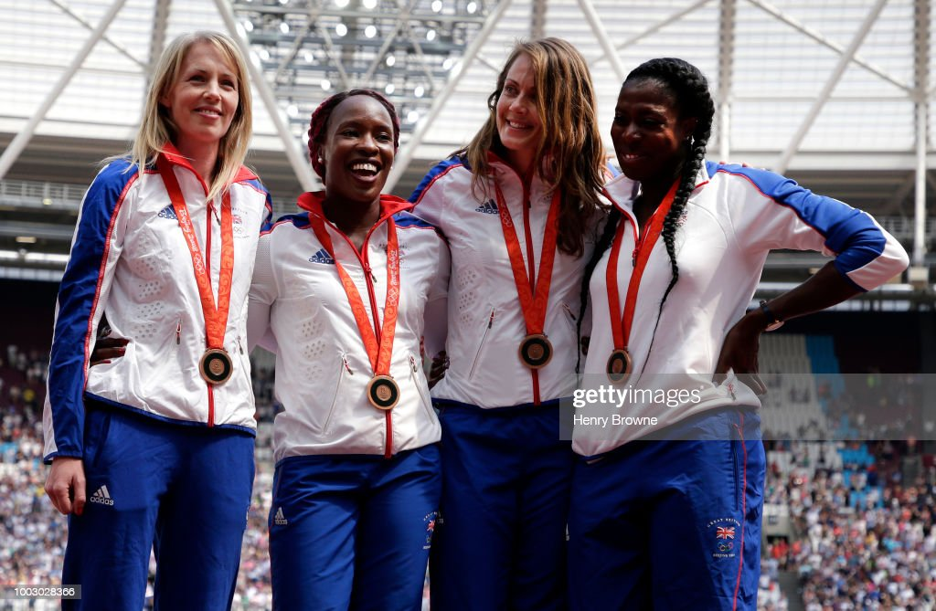 Muller Anniversary Games - Day One : News Photo