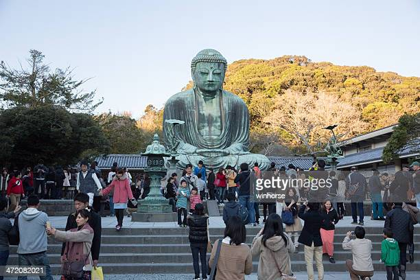 Great Buddha の鎌倉、日本