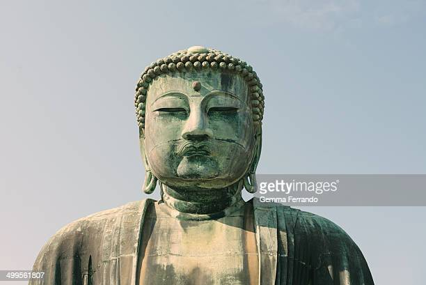 CONTENT] The Great Buddha of Kamakura is a monumental outdoor bronze statue of Amitabha Buddha located at the Kotokuin Temple in Kamakura Kanagawa...