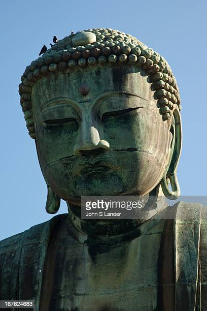 The Great Buddha of Kamakura or 'Daibutsu' as it is known in Japanese is Kamakura's most famous attraction Immortalized by a poem of Rudyard Kipling...