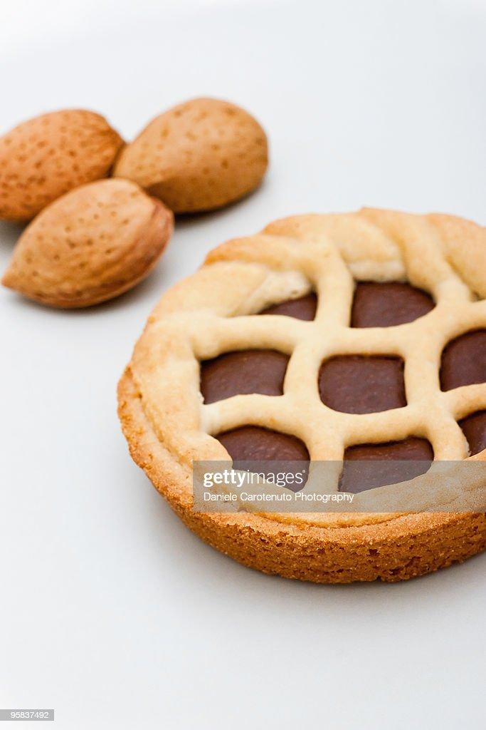 The great classic dessert : Stock Photo